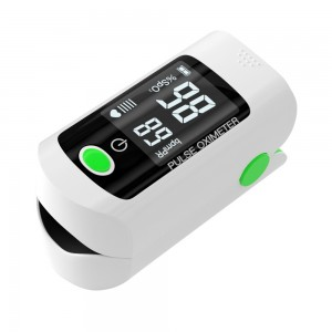 Oximeter Nail Oximeter for Newborn Medical Monitoring Baby Heart Rate Heartbeat Oximeter