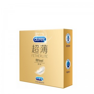 Condom Ultra-thin 12 Count Condoms for Adult Products