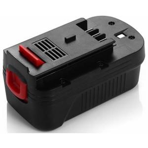 Ni-MH 18V 3000mAh Black & Decker A1718 Power Tool Battery